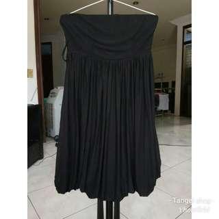 Litte black dress, tube top