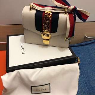 Gucci Sylvia bag mini