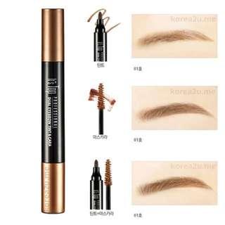 It's Skin It's Top Professional Dual Eyebrow Tint & Cara