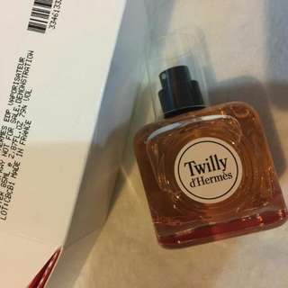 Hermes TWILLY Tester