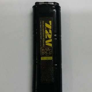 Wargame MP7電池