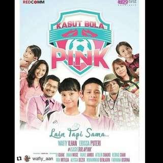 [Rent-A-Movie] KASUT BOLA PINK (2017) [MALAY]