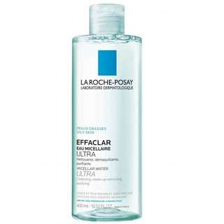 Effaclar Purifying Micellar Water for Oily and Sensitive Skin 400ml