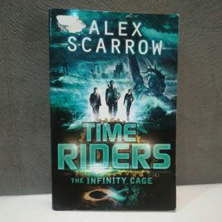 Time Riders: The Infinity Cage