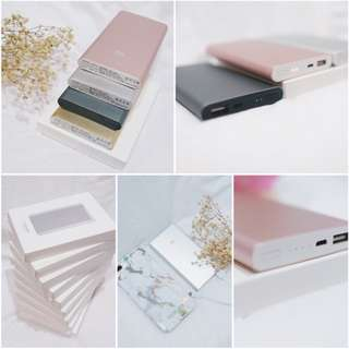 Powerbank Xiaomi 2 Fast Charging