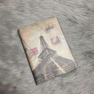 Paris Notebook Pad