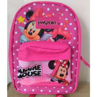 Jansport Minnie Mouse Superbreak