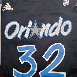 Shaquille O'neal Orlando Magic tee(Adidas)