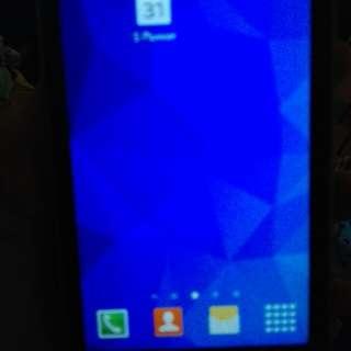 Samsung galaxy v 4 inch phone
