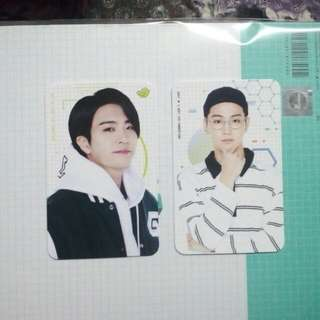 Got7 4th Fanmeeting Official Photocard