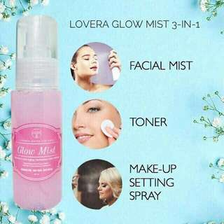🚚 READY STOCK💕LOVERA GLOW MIST / 60ml. Processing Proceed Upon Full Payment Received Via Bank Transfer