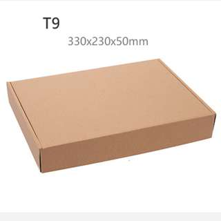 [CLEARANCE] T9 Large Corrugated Box