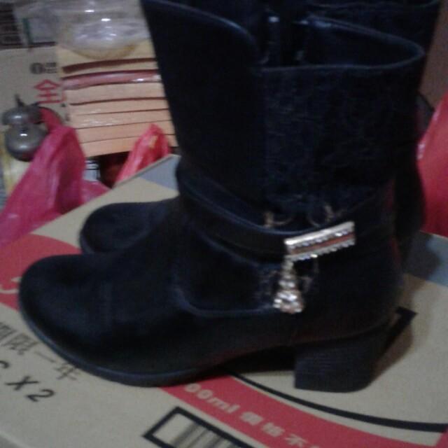馬靴,37號