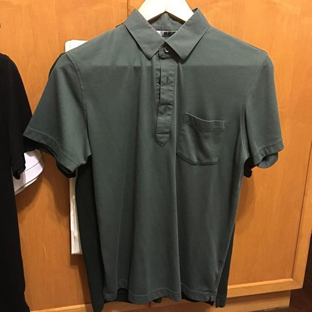 a0ba6a27 3 X Uniqlo Golf Polo Shirt Michael bastian , Sports, Sports Apparel on  Carousell