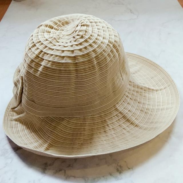 透氣可調頭圍氣質遮陽帽(二手)