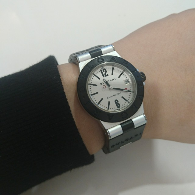 降💲寶格麗❤女性輕奢華橡膠手錶