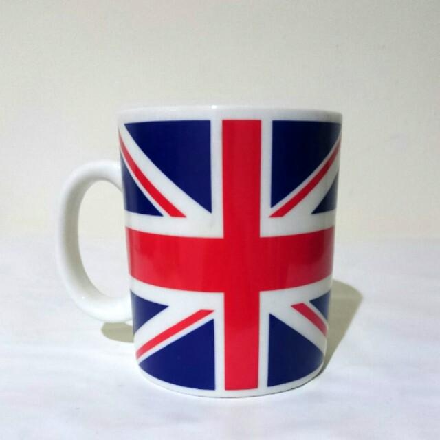 英國 國旗馬克杯