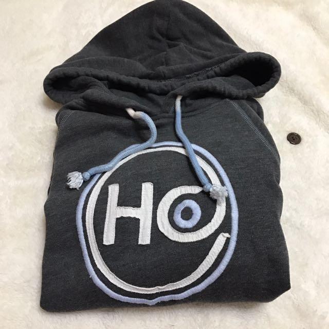 正品 Hollister S logo 帽T