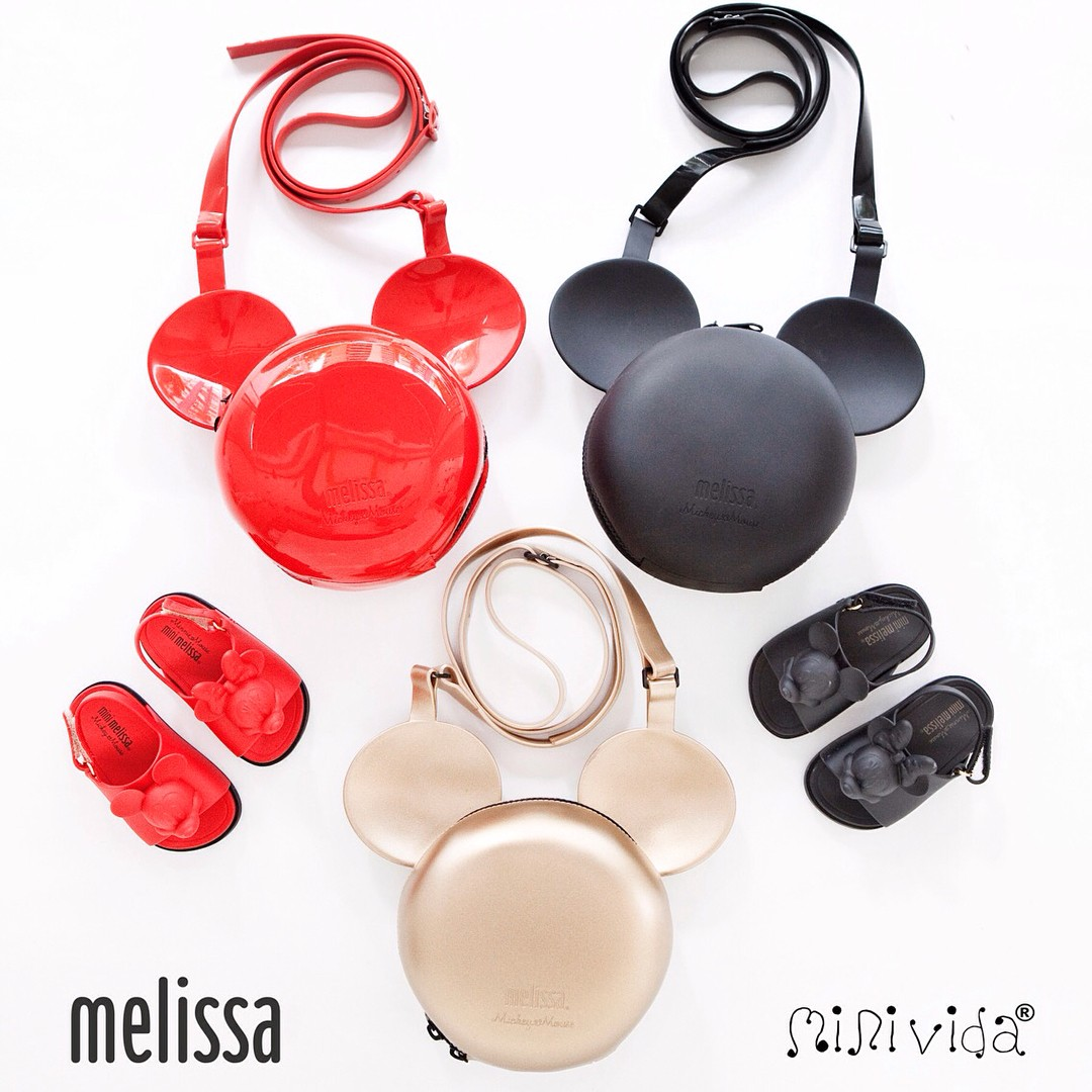 ca27f8dee2 💟 PO  NEW  Melissa Ball Bag + Disney (FREE DOORSTEP DELIVERY ...