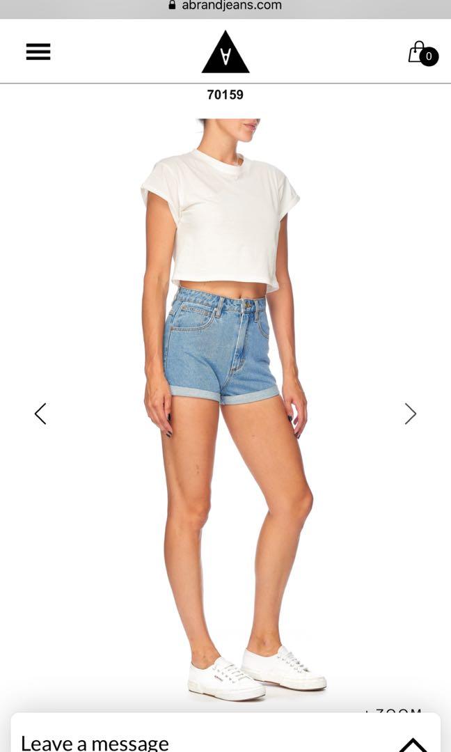 A-brand shorts