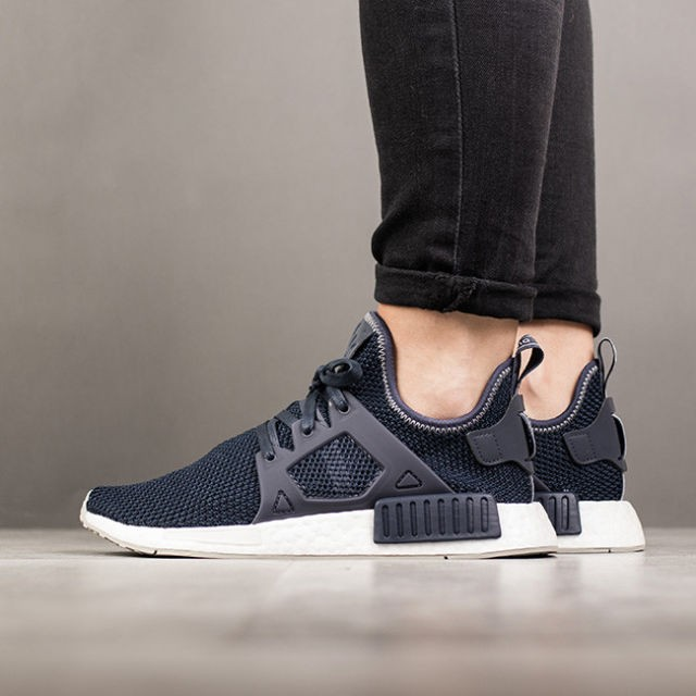 timeless design 46203 ebc9a Adidas Women NMD XR1 - Trace Blue/White - UK5.5 (BY9819 ...