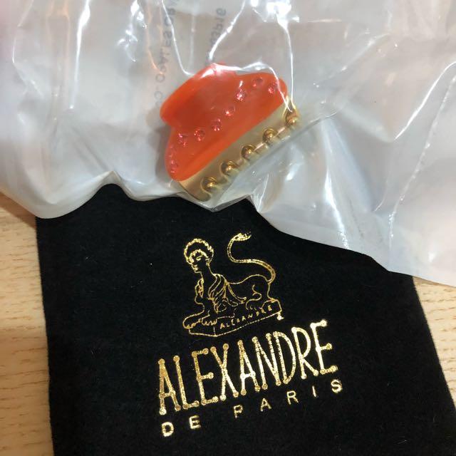 Alexandre de Paris 抓夾3cm