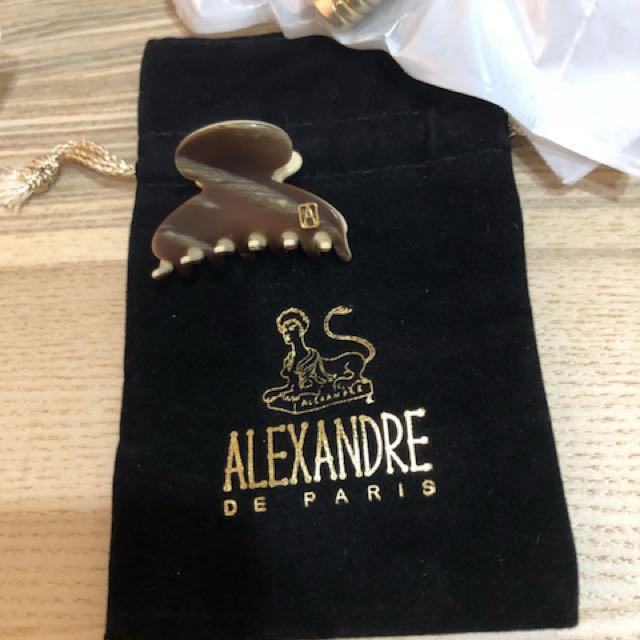 Alexandre de Paris 抓夾