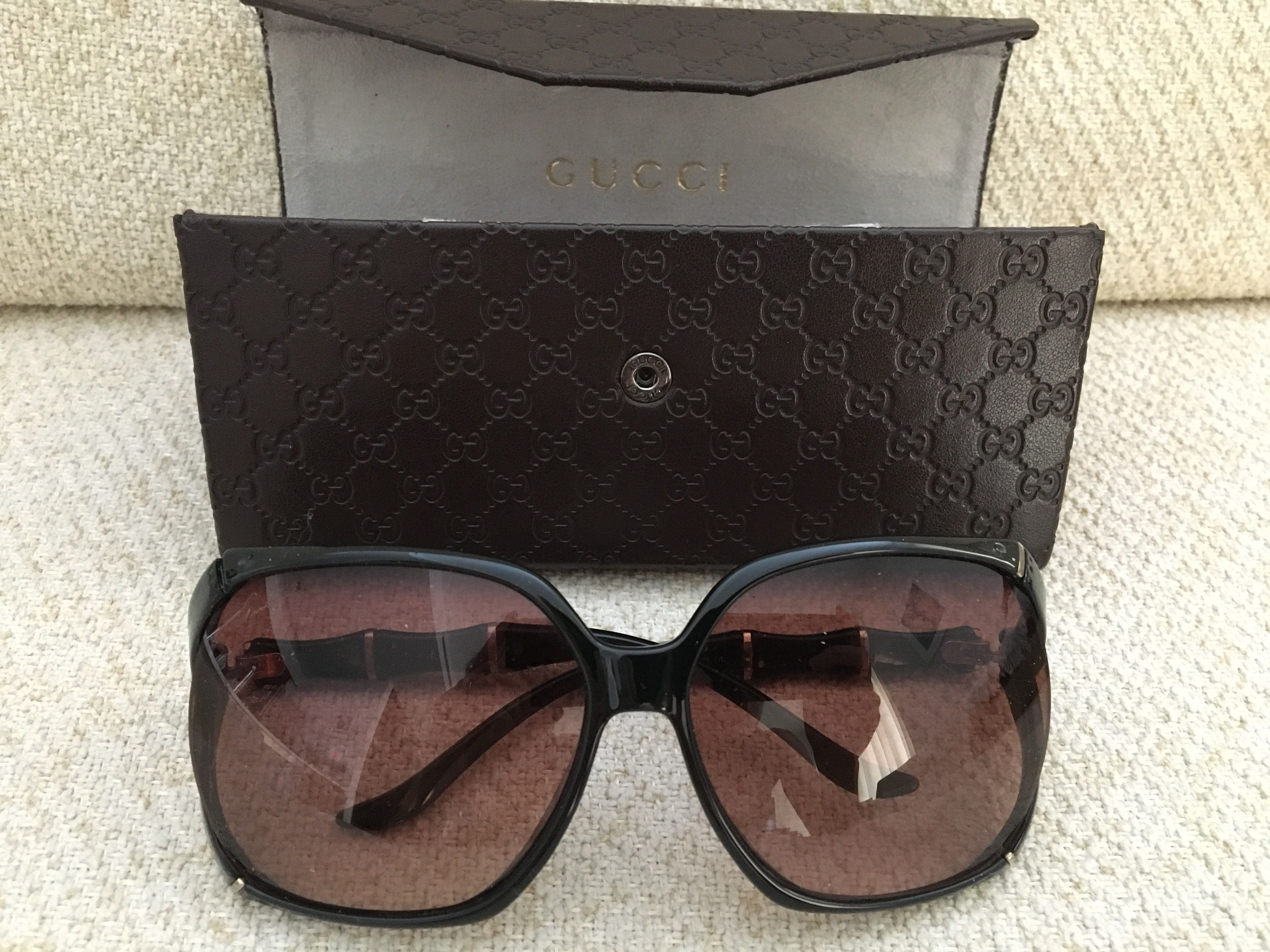 c078e52edc5 Authentic GUCCI sunglasses