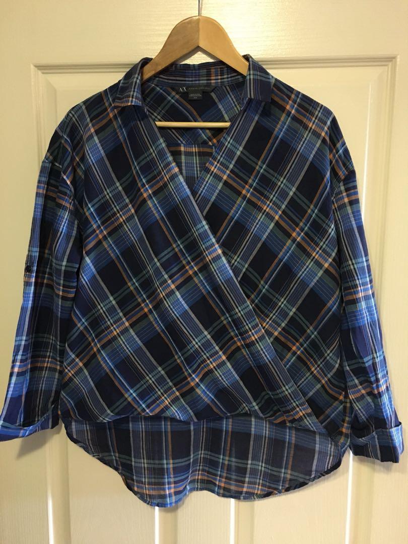 AX Armani Exchange shirt