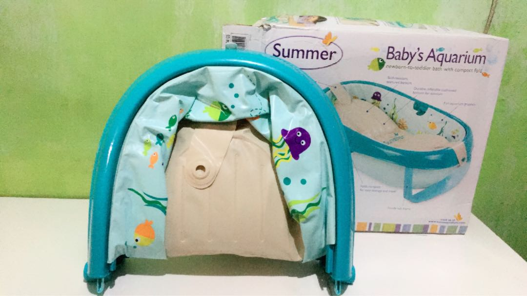 Baby bather summer