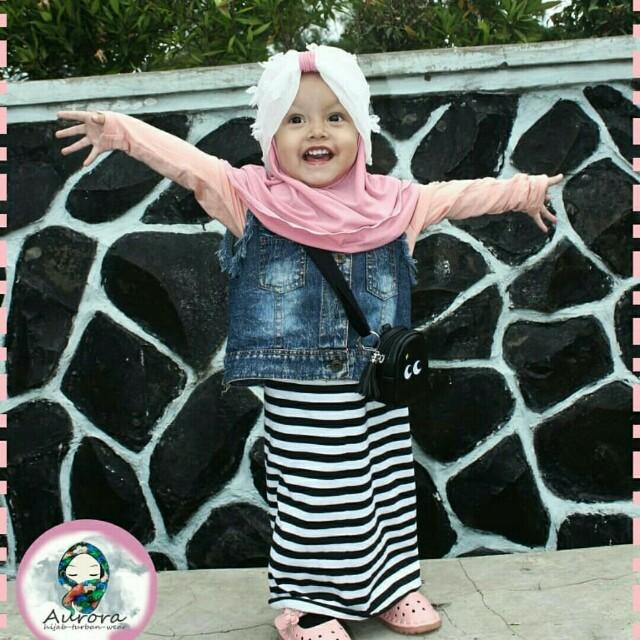 Baby Hijab - Rubiah Fur