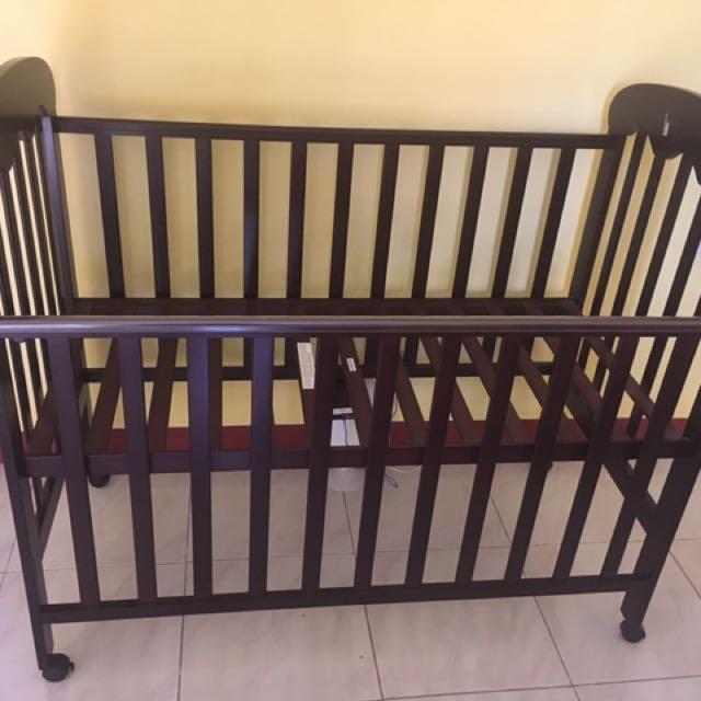 Barely used crib