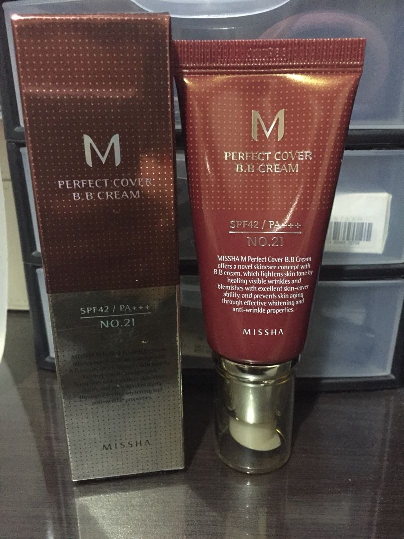 BB Cream Missha (Ori)