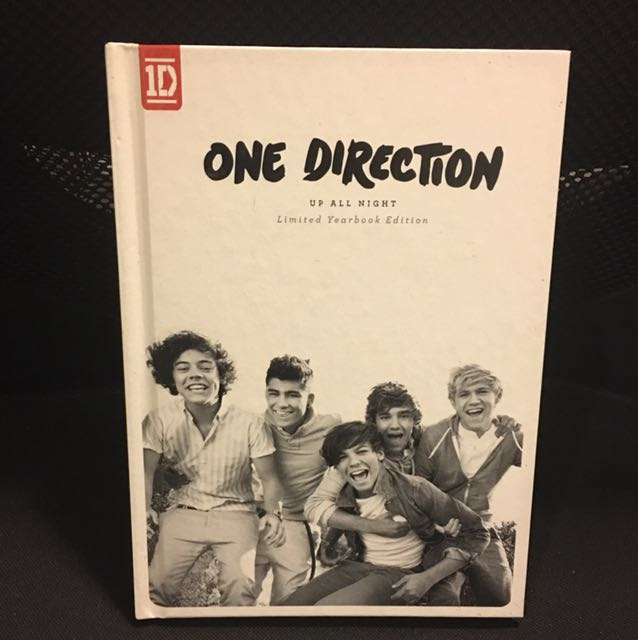 Brand new one direction up all night album