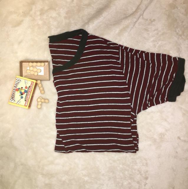 Brandy Melville Stripe Shirt