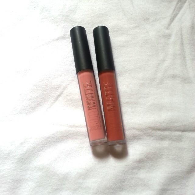 Bundle! Ultimatte Liquid Lipstick