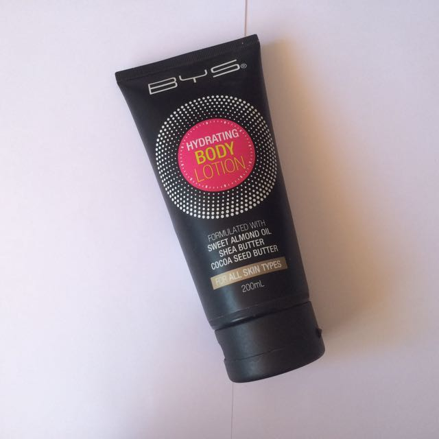 Bys Body Lotion