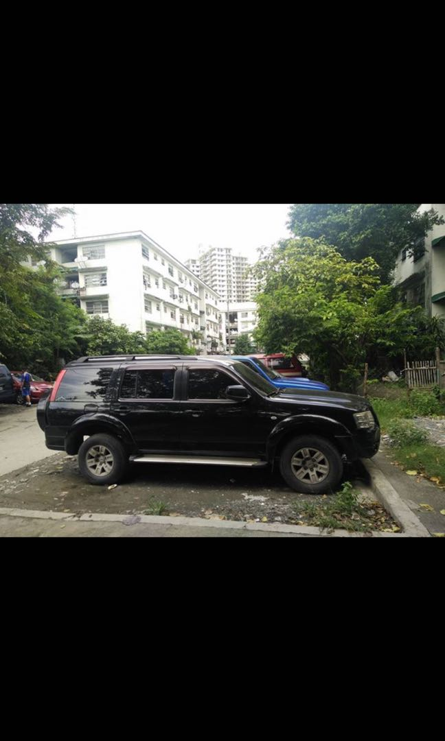 car for sale ford everest 400k rush sale need money