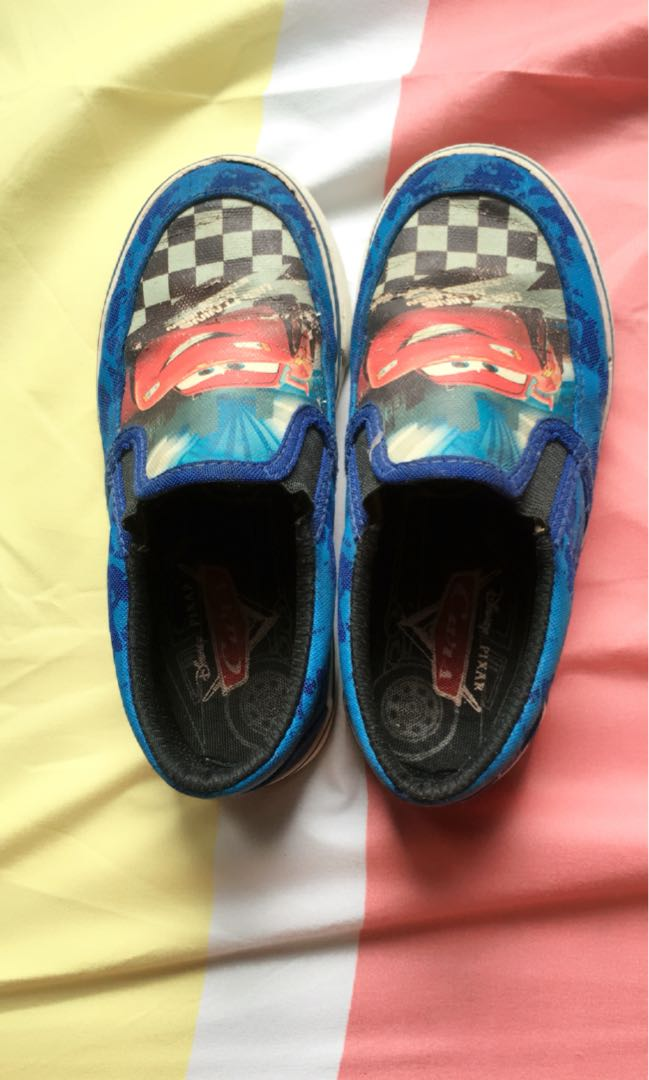 Cars shoes