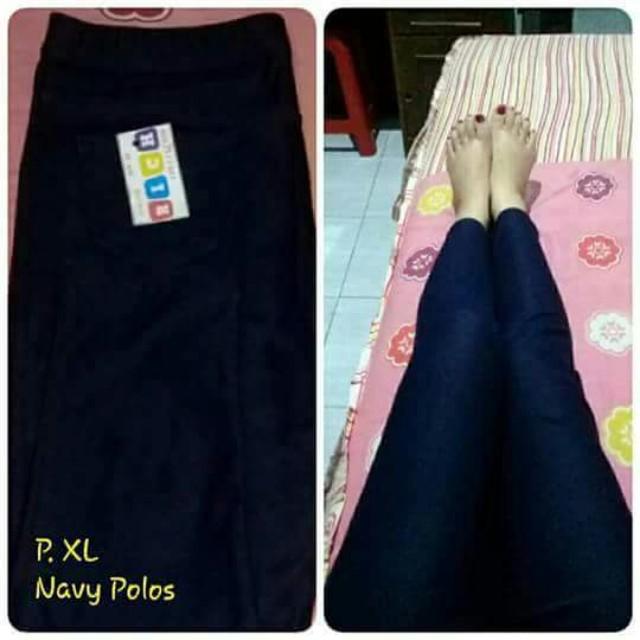 Celana Legging Semi Jeans Olshop Fashion Olshop Wanita Di Carousell