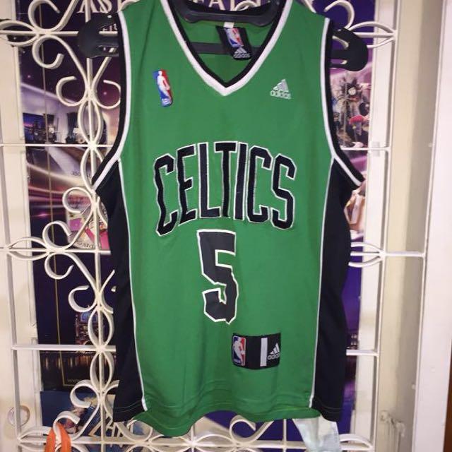 Celtics basketball jersey kw