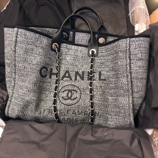 Chanel Deauville 渡假包