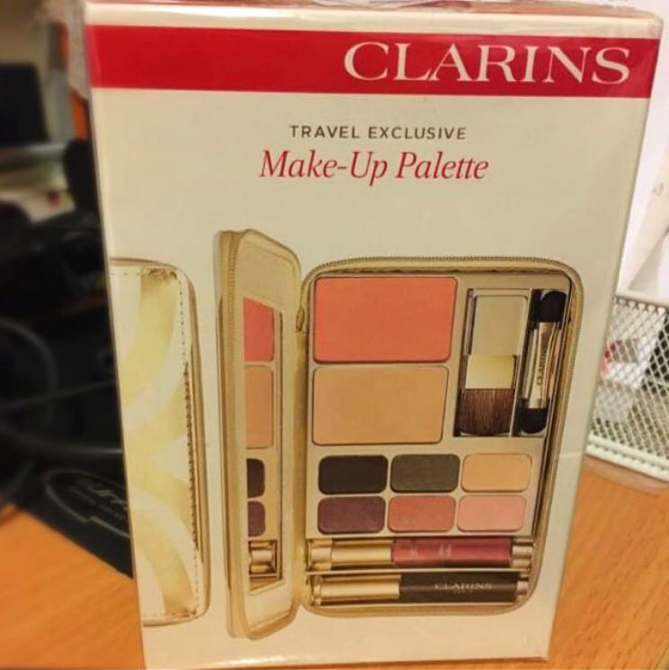 CLARINS Makeup Palette Travel Exclusive