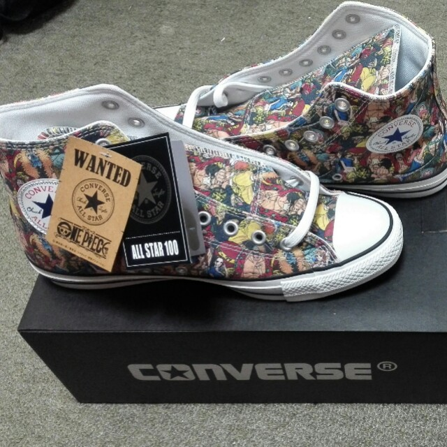 b4eee4990cbe Converse All Star 100th Anniversary One Piece Limited Edition