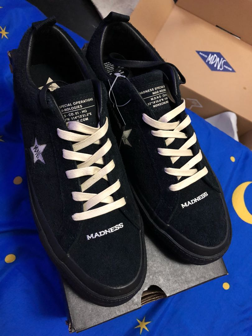d0fc351e05e7 Converse x madness one star