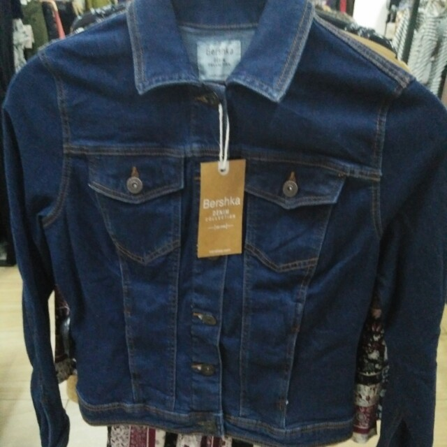 Denim Jacket Berskha