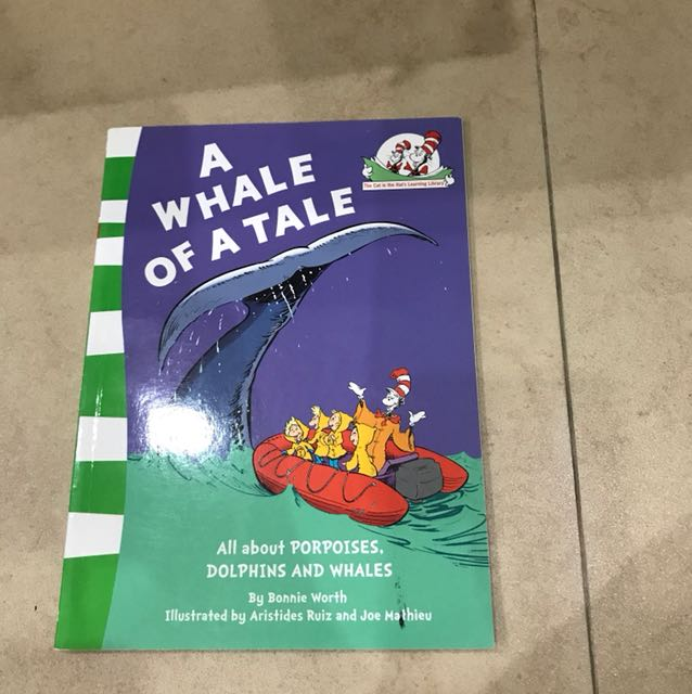 Dr Suess - A Whale of a Tale