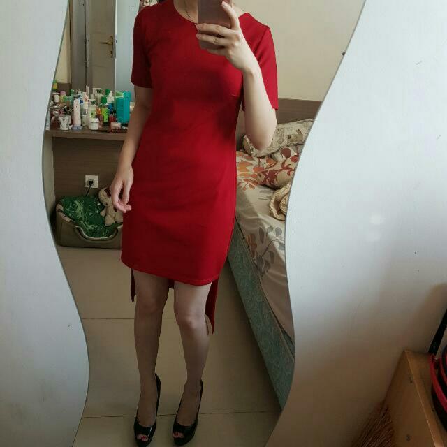 Dres Merah