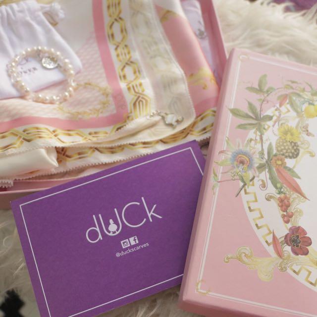 Duckscarves The Bowerhaus