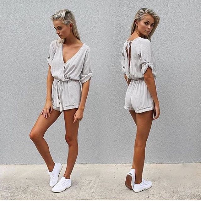 Faithful the Label Playsuit